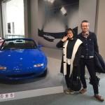 トヨタ博物館での撮影写真