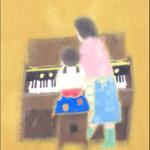 ピアノの挿絵