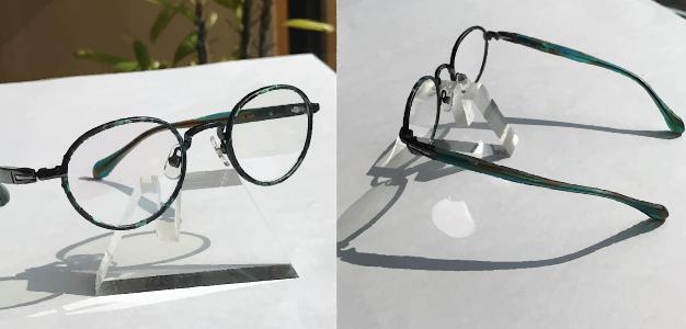 杉本圭メガネの商品写真