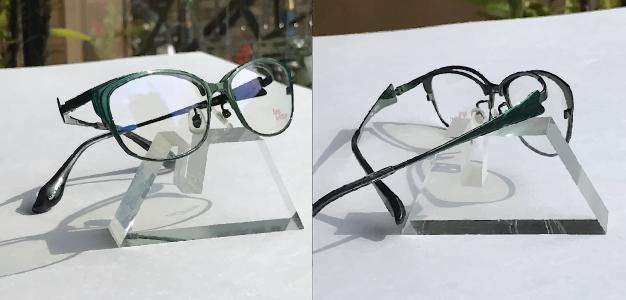 fun&functionメガネの商品写真